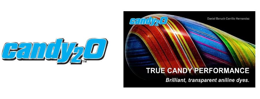 Createx Candy 2o