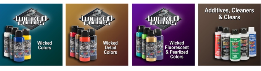 Createx Wicked - Detail