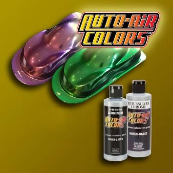 Createx Auto Air Chrome & Aluminium