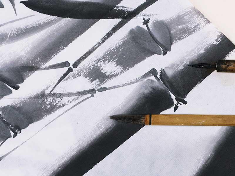 Vallejo Drawing / Teken Inkt