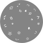Nagelsjabloon Createx 262612