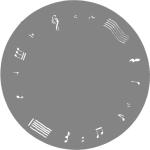 Nagelsjabloon Createx 262615
