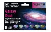 Vallejo Verfset Galaxy Dust 77.092