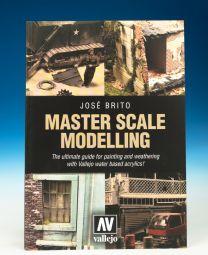 Boek Vallejo Master Scale Modelling