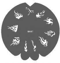 Nagelsjabloon Badger 600 907