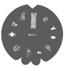Nagelsjabloon Badger 600 947
