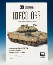 Boek IDF Colors