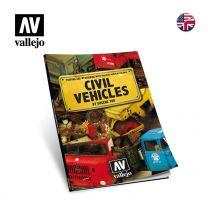 Vallejo Civil Vehicles 75.012