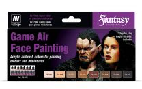 Vallejo Game Air Face Painting Set 72.865