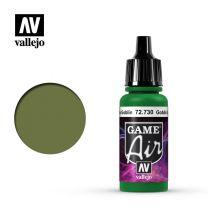 Vallejo Game Air 72.730 Goblin Green