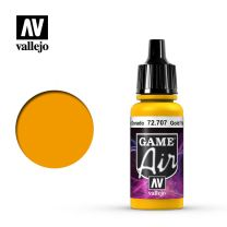 Vallejo Game Air 72.707 Gold Yellow