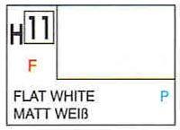 Gunze H11 Flat White