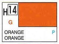 Gunze H14 Orange