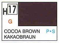 Gunze H17 Cocoa Brown
