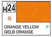 Gunze H24 Orange Yellow