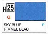 Gunze H25 Sky Blue