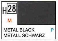 Gunze H28 Metal Black