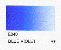 E040 Blue Violet