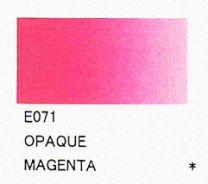 E071 Opaque Magenta