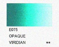 E075 Opaque Viridian