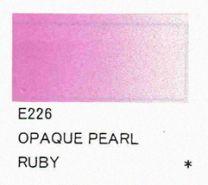 E226 Opaque Pearl Ruby