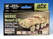 Vallejo AFV MERDC Desert Color 71.212