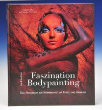 Boek Fazination Bodypainting
