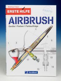 Boek Airbrush Erste Hilfe