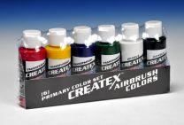 Createx Classic Transparant Set
