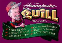 Hannukaine Quill Set