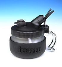Iwata Spray Out Pot / Airbrush Holder