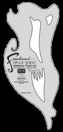 Artool Freehand sjabloon FH-10SP
