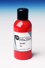 Senjo Body Paint Colors Red