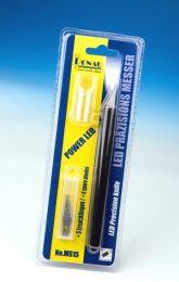 Scalpel mes met LED verlichting Aanbieding!