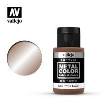 Vallejo metal Color 77.710 Copper