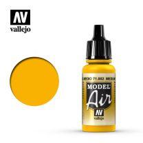 Vallejo Model Air 71.002 Medium Yellow