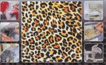 H & S Freehand Sjabloon Leopard 410142