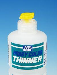 Schenk tuit set voor Gunze Mr. Thinner fles