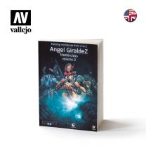 Book Painting Miniatures by Angel Giraldez Part 2