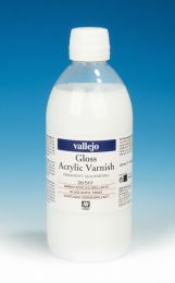 Vallejo (Model Air) Gloss Varnish 28.517 500ml.
