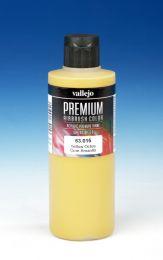 Vallejo Premium Opaque Yellow Ochre 63.015 200ml.