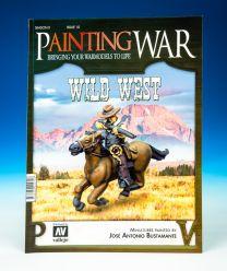 Book Vallejo PaintingWAR Wild West