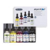 Schmincke Aqua Drops Set 7800 5 Primaire kleuren
