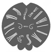 Nagelsjabloon Badger 600 906
