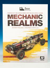 Boek Mechanic Realms