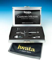 Iwata Custom Micron SB 2 Metal Box