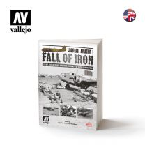 """Book """"the fall of Iron"""" 75.016"""