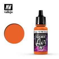 Vallejo Game Air 72.708 Orange Fire