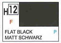 Gunze H12 Flat Black