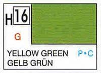 Gunze H16 Yellow Green